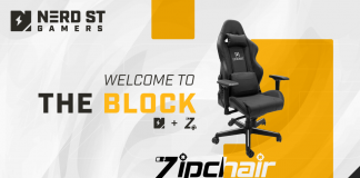 Need Street Gamers Zipchair