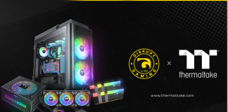 Disrupt Gaming ThermalTake