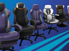 Respawn Products Fortnite