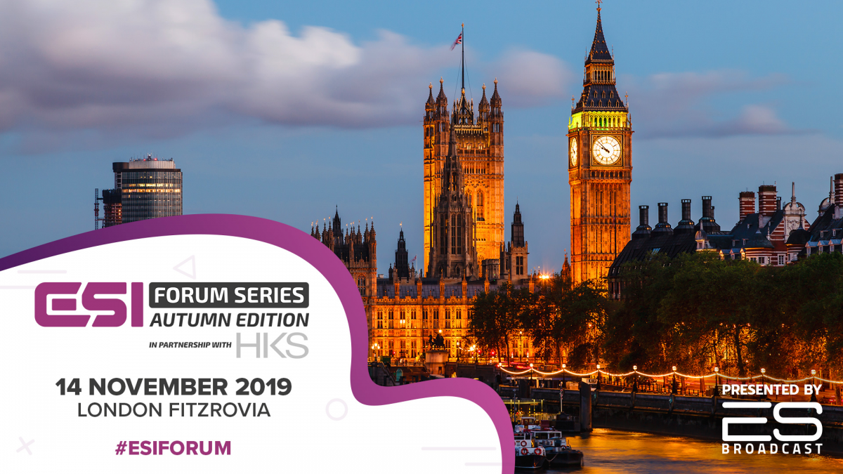 ESI Autumn Forum Series