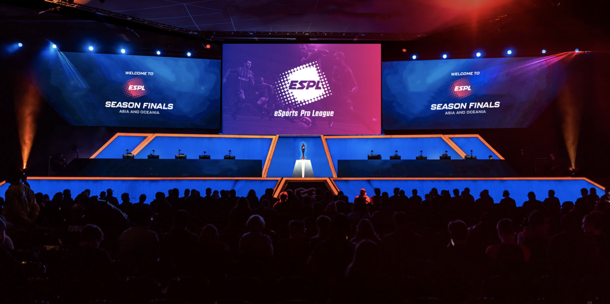 ESPL Live Event Visual - eSports Pro League to be launched in 2020