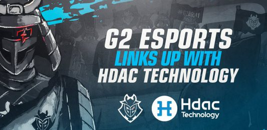 G2 Esports Hdac Technology