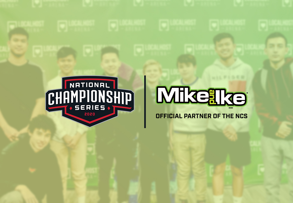 National Championship Series Mike and Ike