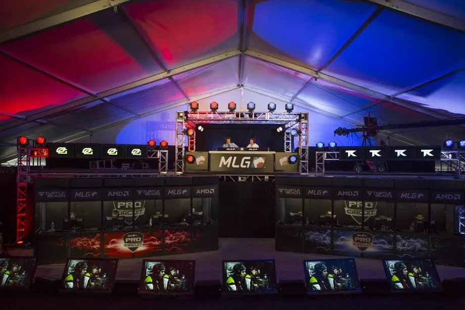Old MLG Event
