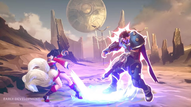 PROJECTL2 - Riot Games unveils new projects at League of Legends celebration event