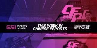 This week in Chinese esports 011019