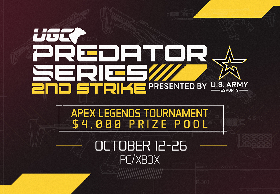 UGC Apex Predator Series 2nd Strike
