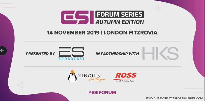 Key Trends at ESI Autumn Forum Series 2019 thumbnail