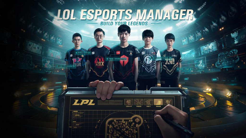 manager1920 2s963vf3s3x6r26jy2yv 1024x576 - Riot Games unveils new projects at League of Legends celebration event