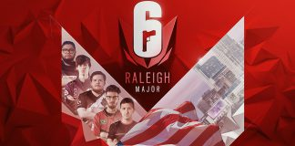Rainbow 6 Raleigh Major