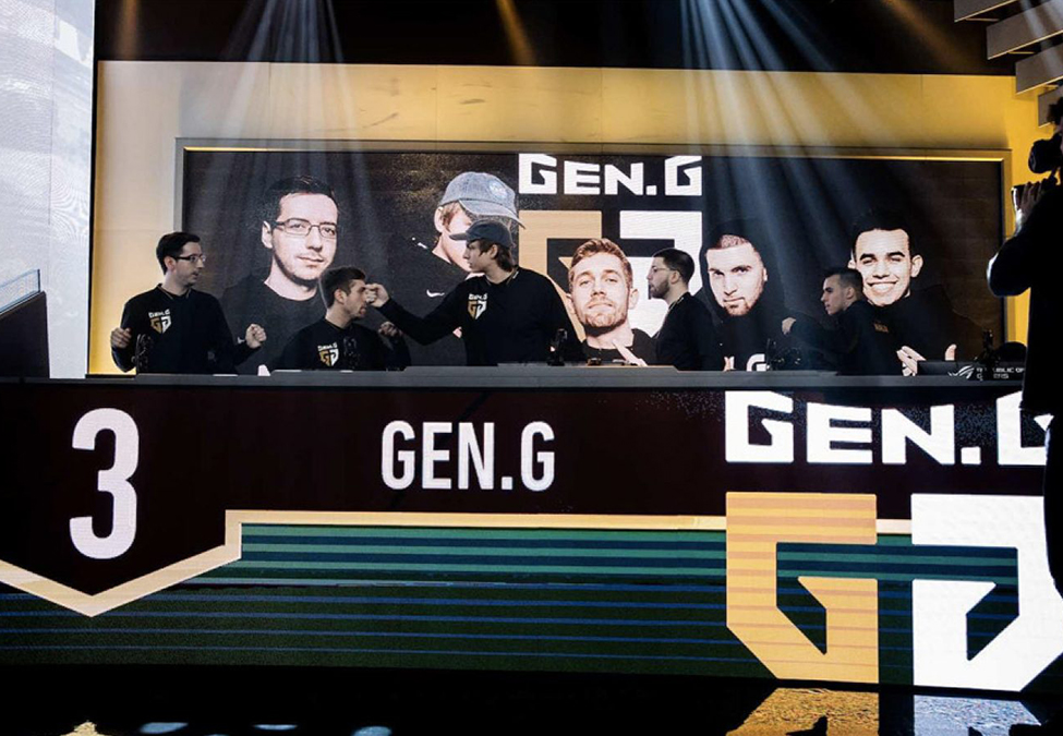 Gen.G Entrepreneurs Roundtable Accelerator - Esports investments, mergers, and acquisitions in November 2019