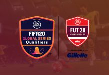 Gillette FIFA 20 Global Series