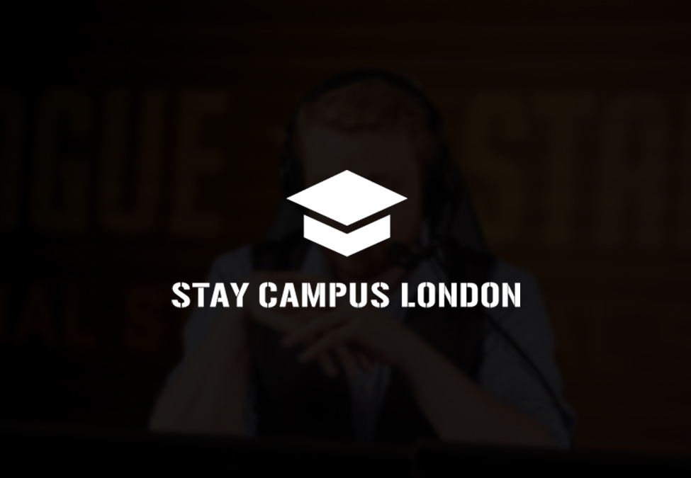 Stay Campus London TobiWan
