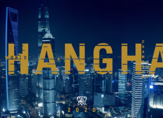 League of Legends World Championship Shanghai