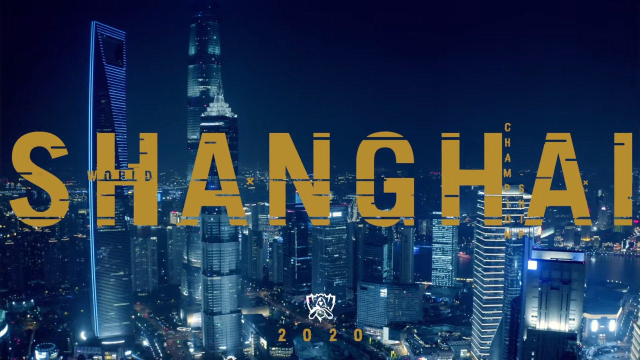 Lol Worlds 2020 Schedule.League Of Legends World Championship To Head To Shanghai In