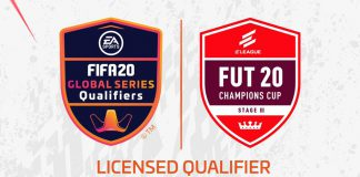 ELEAGUE FIFA 20 Global Series