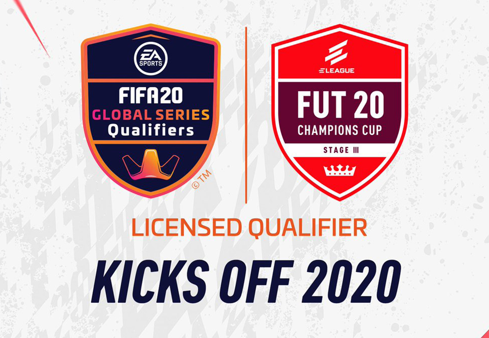 ELEAGUE FIFA 20 Global Series - ELEAGUE secures domestic television rights to FIFA 20 Global Series