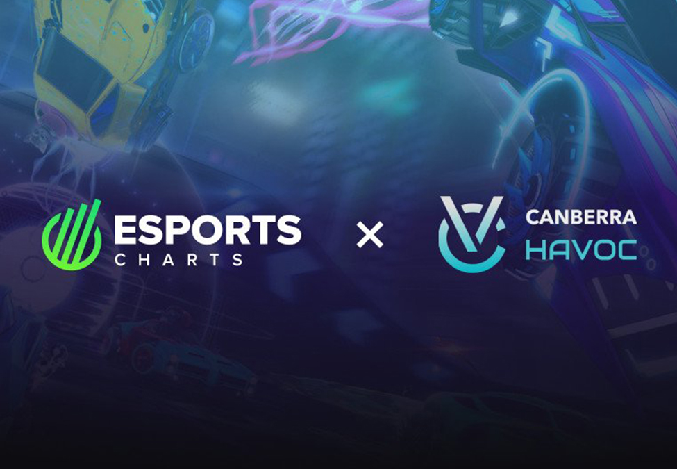 Esports Charts Canberra Havoc - Esports Charts finds latest partner in Canberra Havoc