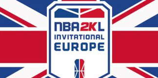 Gfinity NBA 2K League European Invitational