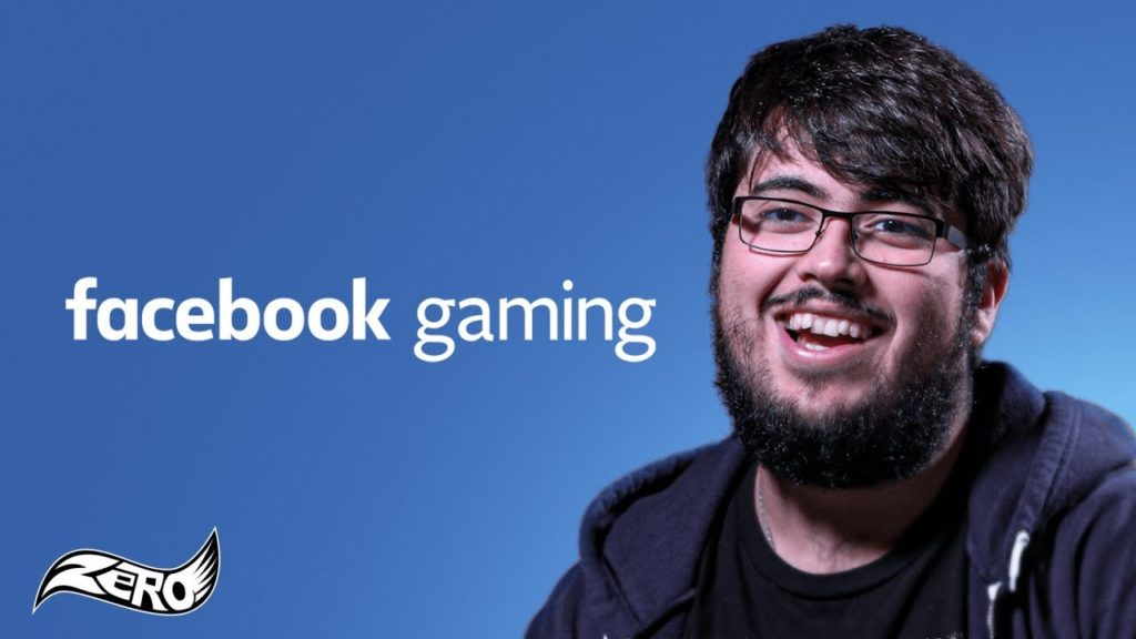 zero facebook gaming 1024x576 - ZeRo enters exclusive streaming deal with Facebook Gaming
