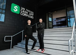 100 Thieves Cash App Compound