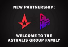 Astralis Group GLHF