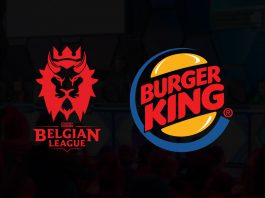 Belgian League Burger King