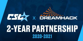 Collegiate StarLeague DreamHack Partnership