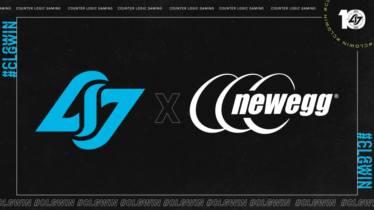 Counter Logic Gaming Newegg 2020