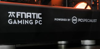 Fnatic PCSpecialist Partnership