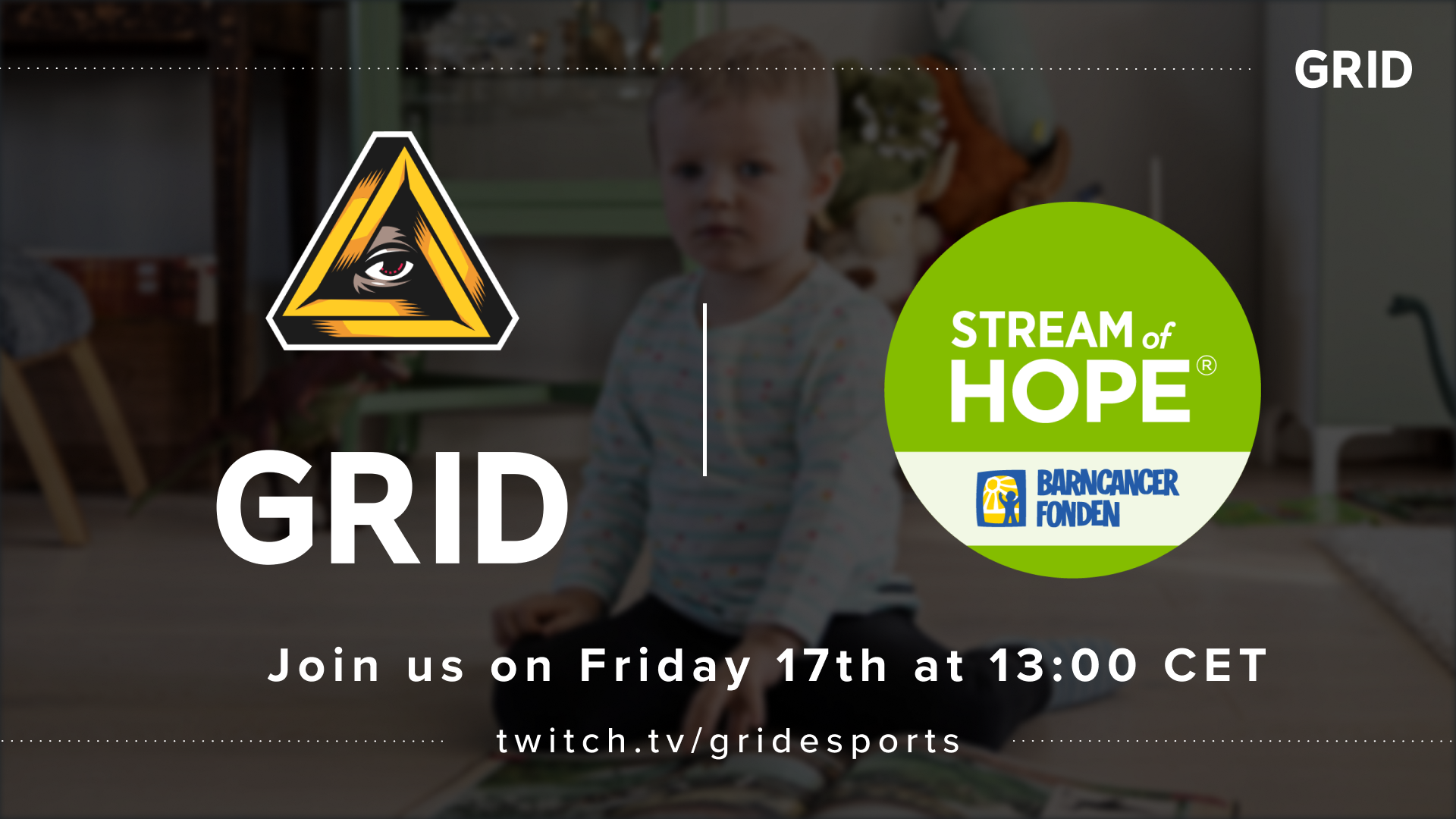 GRID GODSENT Charity Showmatch
