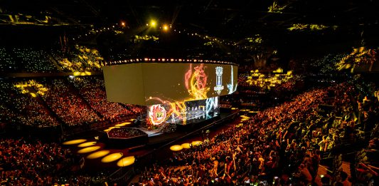 Most watched esports events 2019
