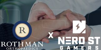 Nerd Street Gamers Rothman Orthopaedic Institute