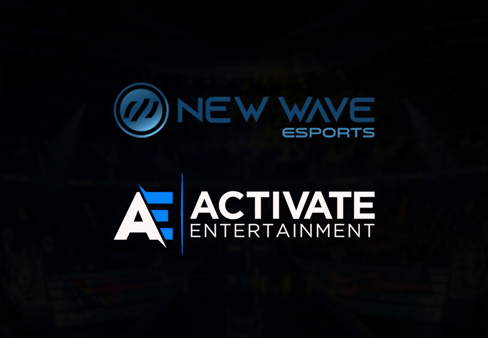New Wave Esports Activate Entertainment