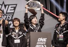 ONE Championship Partnerships Esports