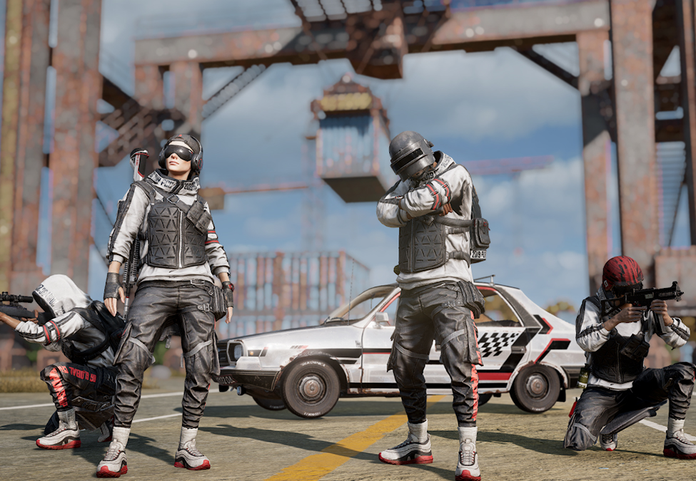 PUBG Global Championship Items