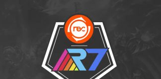 Team Reciprocity Rainbow7