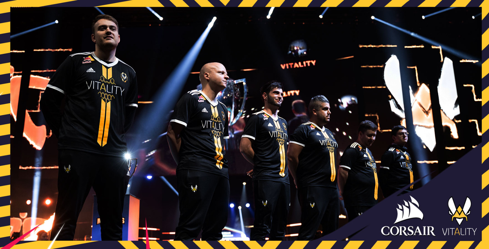Team Vitality CORSAIR