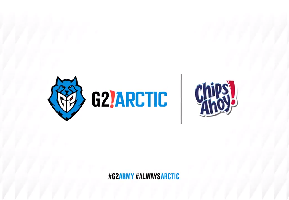 Chips Ahoy! sponsors G2 Esports' SLO team, G2 Arctic