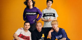 Overwatch League Jeff Staple
