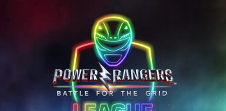 Power Rangers: Battle for the Grid League
