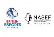 British Esports Association x NASEF
