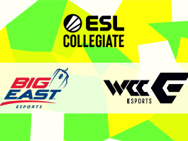 ESL Collegiate BIG EAST West Coast Conference