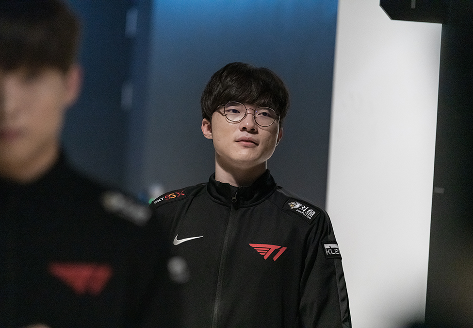 Faker T1 Entertainment Part Ownership