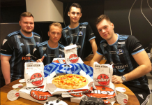 HSV eSports Smiley's Pizza