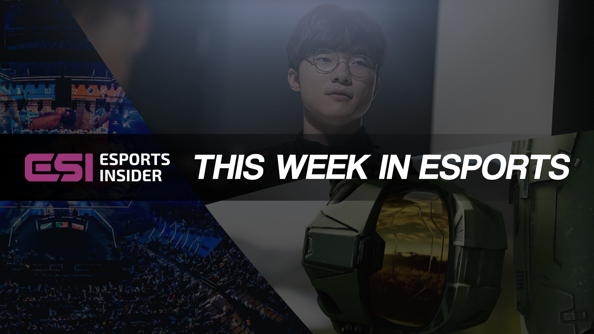 This week in esports: Faker, Halo, Marvel, Rainbow Six Siege - Esports Insider