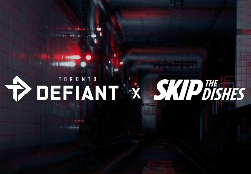 Toronto Defiant plates up multi-year deal with SkipTheDishes - Esports Insider thumbnail