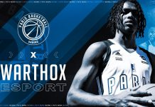 Warthox x Paris Basketball