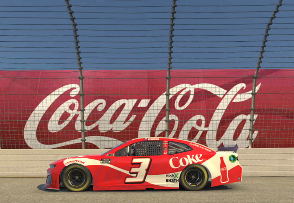eNASCAR iRacing Series Coca-Cola
