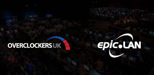 epic.LAN Overclockers UK